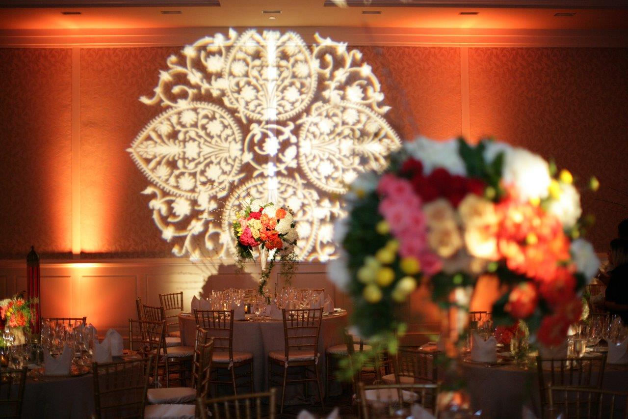 Stock Gobo Projection
